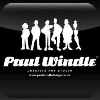 Paul Windle Design logo